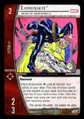 Longshot, Hero of Mojoworld - Foil
