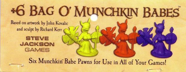 +6 Bag O Munchkin Babes