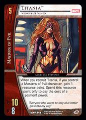 Titania, Vengeful Vixen - Foil