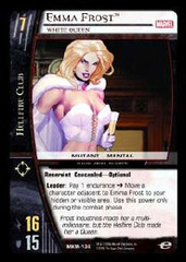 Emma Frost, White Queen - Foil