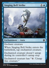 Singing Bell Strike - Foil