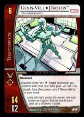 Genis-Vell  Photon, Transformed - Foil