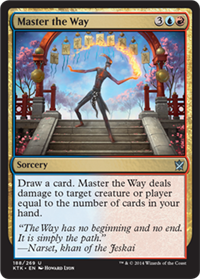 Master the Way - Foil