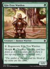 Kin-Tree Warden - Foil