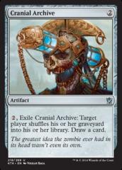 Cranial Archive