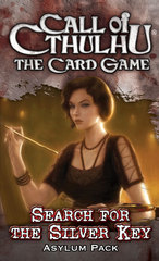 Call of Cthulhu LCG - The Search for the Silver Key Asylum Pack