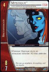 Mystique, Villainous Shapeshifter