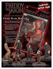 Freddy vs Jason Forest of Fear Pack