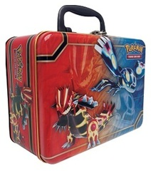 Omega Ruby Alpha Sapphire Collector's Chest Tin