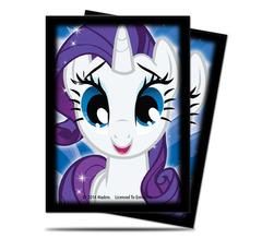 My Little Pony Rarity Card Sleeves