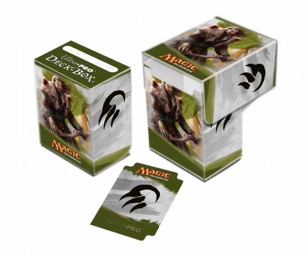 Ultra Pro Magic Deck Box - Khans of Tarkir - Temur