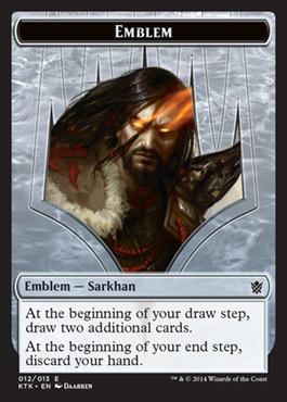 Emblem - Sarkhan