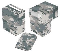 Camo Deck Box - Arctic