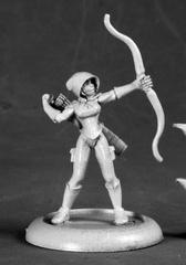 50215 - Silver Marksman, Super Heroine