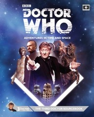Doctor Who: The Third Doctor Sourcebook