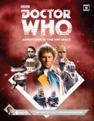 Doctor Who: The Sixth Doctor Sourcebook