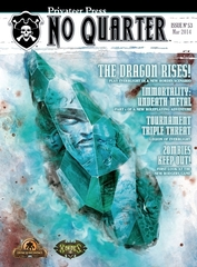 No Quarter Magazine Issue: 53