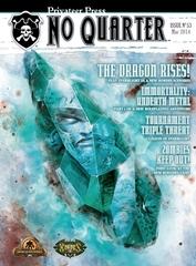 No Quarter Magazine Issue: 53