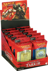 Khans of Tarkir Intro Pack Display