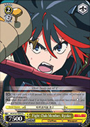 Fight Club Member, Ryuko - KLK/S27-E007 - R