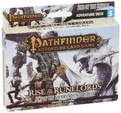 Pathfinder Adventure Card Game #05: Sins of the Saviors