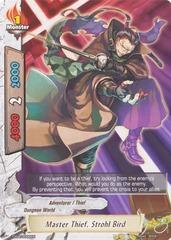 Master Thief, Strohl Bird - TD04/0006 - C