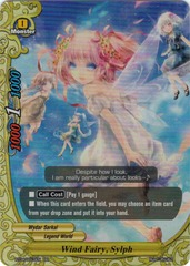 Wind Fairy, Sylph - BT04/0015 - RR