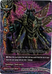Death Wizard Dragon - BT04/0018EN - RR