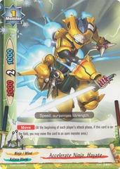 Accelerate Ninja, Hayate - TD05/0008 - C