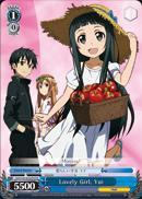 Lovely Girl Yui - SAO/S20-E092PR - PR