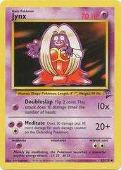 Jynx - 45/130 - Uncommon - Unlimited Edition