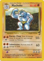Machoke - 49/130 - Uncommon - Unlimited Edition