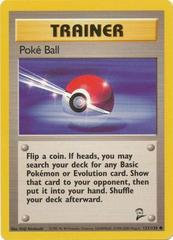 Poke ball - 121/130 - Common - Unlimited Edition