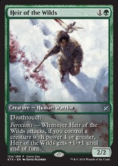 Heir of the Wilds - Khans of Tarkir
