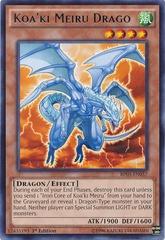 Koa'ki Meiru Drago - BP03-EN057 - Rare - Unlimited Edition