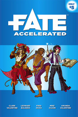 Fate RPG: Accelerated Edition
