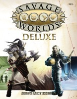 Savage Worlds Deluxe (Core Rules)