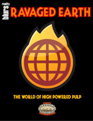 Ravaged Earth: The World of High-Powered Pulp