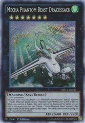 Mecha Phantom Beast Dracossack - MP14-EN030 - Secret Rare - Unlimited