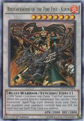 Brotherhood of the Fire Fist - Kirin - MP14-EN094 - Rare - Unlimited