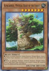 Alpacaribou, Mystical Beast of the Forest - MP14-EN244 - Common - Unlimited