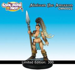 Ainiaan the Amazon (Limited Edition: 300)