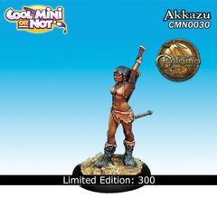 CMON Contest 14 - Akkazu from Enigma Miniatures (Limited Edition)