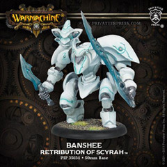 Banshee/Daemon/Sphinx Warjack Kit