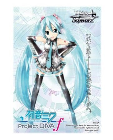 Hatsune Miku Project Diva F Booster Box (Japanese)