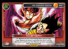 Red Enraged Mastery - 27 - Prism Foil