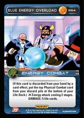 Blue Energy Overload - 54 - Regular
