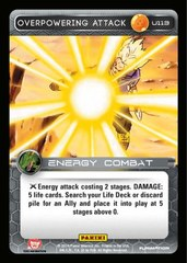 Overpowering Attack - Foil