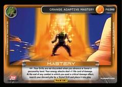 Orange Adaptive Mastery - Foil