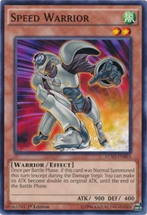 Speed Warrior - LC5D-EN003 - Common - 1st Edition